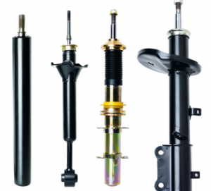 The choice of shock absorbers, breakage, problems.